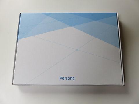 ペルソナ遺伝子検査キットが届きました